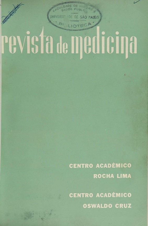 Visualizar v. 49 n. 2 (1965)
