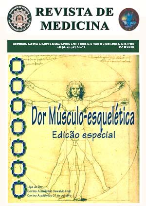 Visualizar v. 80 (2001): Dor músculo-esquelética (ed. esp. pt. 2)