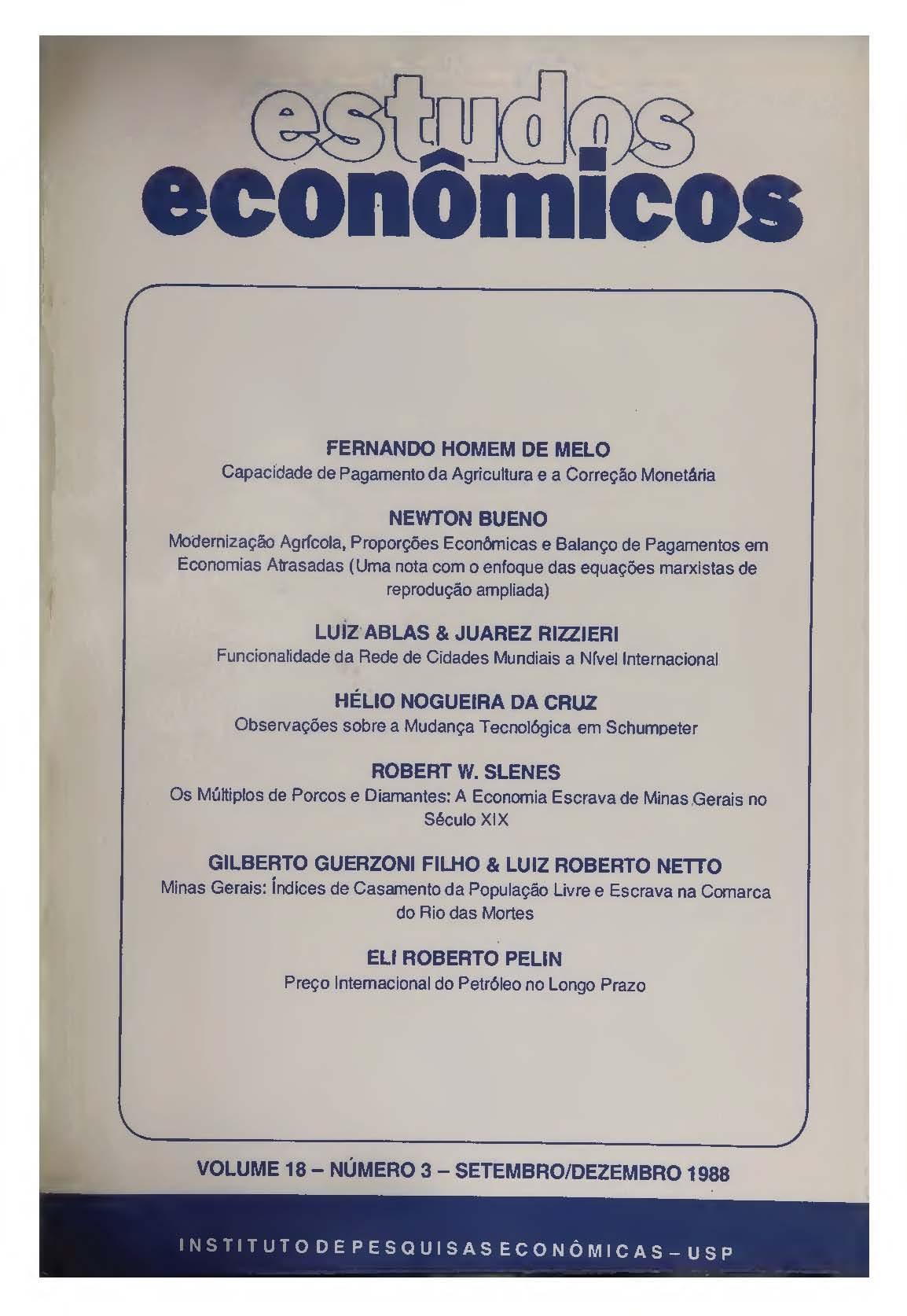 Visualizar v. 18 n. 3 (1988)