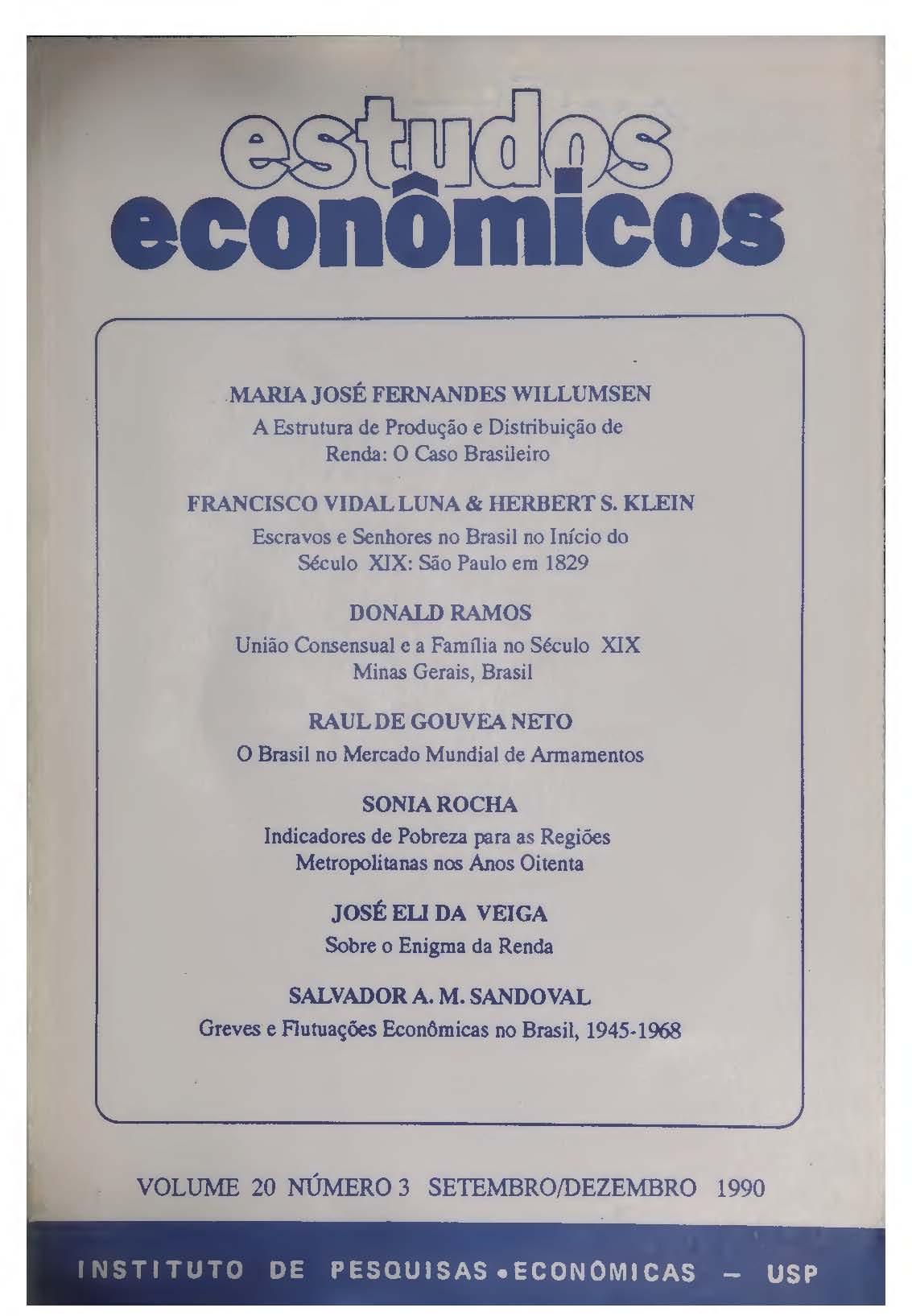 Visualizar v. 20 n. 3 (1990)