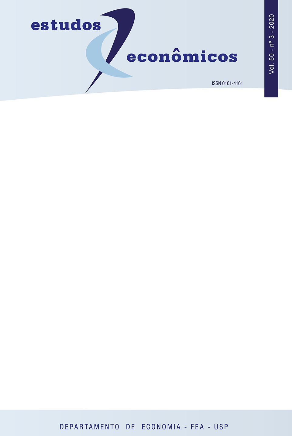 Visualizar v. 50 n. 3 (2020)