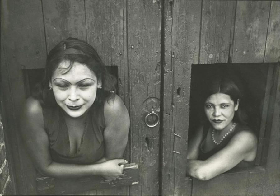 Henri Cartier-Bresson, Calle Cuauhtemoctizin, México, 1934.