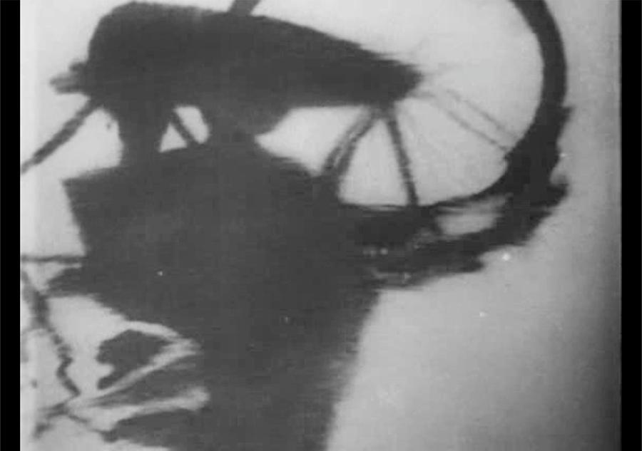 Joris Ivens, Fotograma do filme A chuva, Amsterdã, 1929.